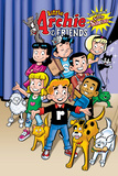 Archie Comics Cover: Archie & Friends No154 Little Archie Pets Guest Starring Little Sabrina