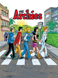 Archie Comics Cover: Archie Digest 250 The Archies