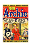 Archie Comics Retro: Archie Comic Book Cover No71 (Aged)