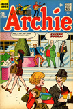Archie Comics Retro: Archie Comic Book Cover 188 (Aged)