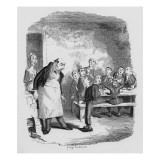Oliver Asking for More  from 'The Adventures of Oliver Twist' by Charles Dickens