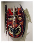 Mask of a Deer Used by the Mayo Peoples of the Sonora and Sinalo States of Mexico