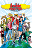 Archie Comics Cover: Archie World Tour