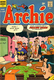 Archie Comics Retro: Archie Comic Book Cover No218 (Aged)