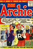 Archie Comics Retro: Archie Comic Book Cover No74 (Aged)