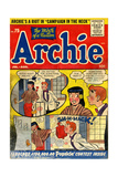 Archie Comics Retro: Archie Comic Book Cover No75 (Aged)