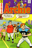 Archie Comics Retro: Archie Comic Book Cover 250 (Aged)