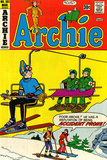 Archie Comics Retro: Archie Comic Book Cover No251 (Aged)