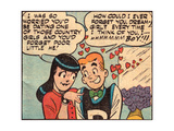 Archie Comics Retro: Archie and Veronica Comic Panel; Dream Girl (Aged)