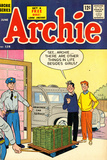 Archie Comics Retro: Archie Comic Book Cover 128 (Aged)