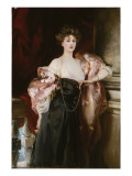 Portrait of Lady Helen Vincent  Viscountess D&#39;Abernon  1904