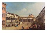 Piazza Della Santissima Annunziata  Florence