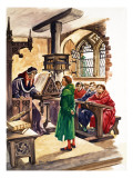 The Wonderful Story of Britain: Schools in the Middle Ages