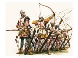 The Wonderful Story of Britain: the Bowmen of Britain