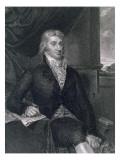 Robert R Livingston  Engraved by E Mackenzie