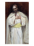Our Lord Jesus Christ  Illustration for 'The Life of Christ'  C1886-94
