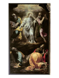 The Transfiguration of Christ from the Organ  Completed 1559-1602