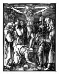The Crucifixion  from the Small Passion  C1509-11