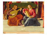 The Angel Musicians  from the Altarpiece of Saint Ambrose