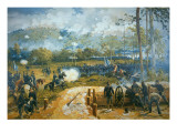 The Battle of Kenesaw Mountain  27th June 1864