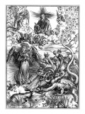 The Apocalyptic Woman or the Woman Clothed with the Sun and the Seven-Headed Dragon