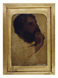Study of an Old Man's Head for 'Jesus Among the Doctors'