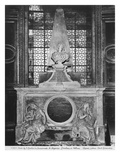 Tomb of Charles Le Brun and His Wife  Suzanne Butay  1692