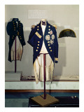 Royal Naval Uniform Worn by Nelson at the Battle of Trafalgar in 1805
