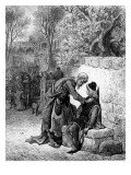 The Wedding Guest Being Prevented by the Ancient Mariner from Attending the Wedding