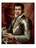 Portrait of a Knight of the Order of St Stephen