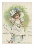 Advertisement for Witch Hazel Soap  Medicinal and Toilet  1894