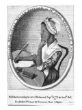 Phillis Wheatley  Frontispiece to Her 'Poems on Various Subjects'  1773