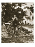 DWC Arnold  a Private in the Union Army  Near Harper's Ferry  Virginia  1861