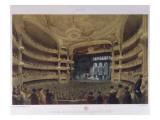 Academie Imperiale De Musique  Paris  C1855