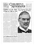 Neville Chamberlain  the Greatest Peace Man Since the World Began  Front Page