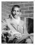 Gandhi Photographed in Johannesburg  Following His Release from Prison  1908