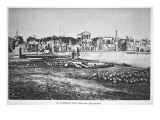 The Ruined City of Richmond  Virginia  at the War's End