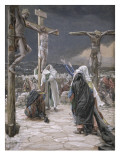 The Death of Jesus  Illustration for 'The Life of Christ'  C1884-96