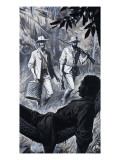Henry Walter Bates and Alfred Russel Wallace