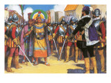 Pizarro Spurned the Friendship of the King of the Incas