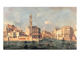 Grand Canal: San Geremia and the Entrance to the Canneregio