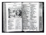 Two Pages from 'Orbis Sensualium Pictus' by Comenius  1659