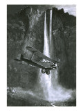 Jim Angel's Discovery of What Became to Be Called the Angel Falls in Venezuela
