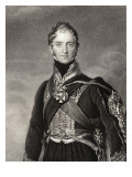 Henry William Paget  1st Marquess of Anglesey  Engraved by Samuel Freeman
