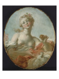 Mademoiselle Marie-Catherine Colombe as Venus