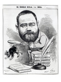 Emile Zola as a Naturalist  from 'L'Eclipse'