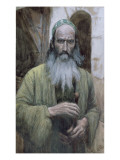 Saint Paul  Illustration for 'The Life of Christ'  C1886-94