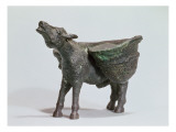 Statuette of a Donkey Braying  Roman  1st-2nd Century Ad