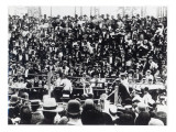 John L Sullivan V Jake Kilrain at Richburg  Mississippi on 18th July  1889