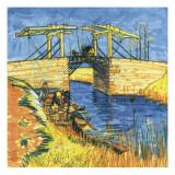 Le Pont De Langlois a Arles  1888
